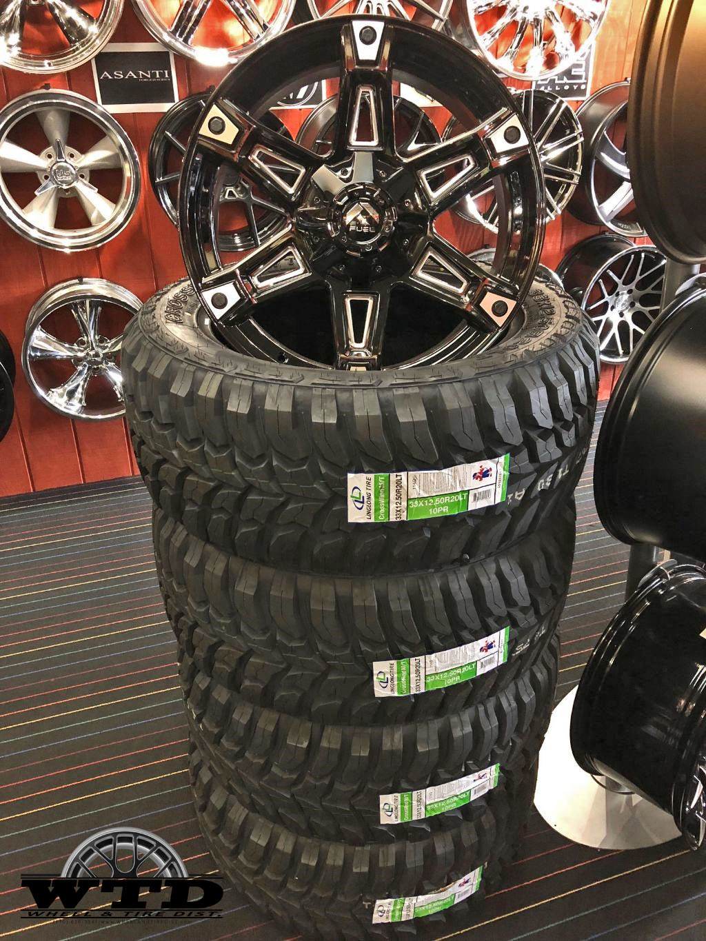 Custom Wheel And Tire Distributors Philadelphia Pa