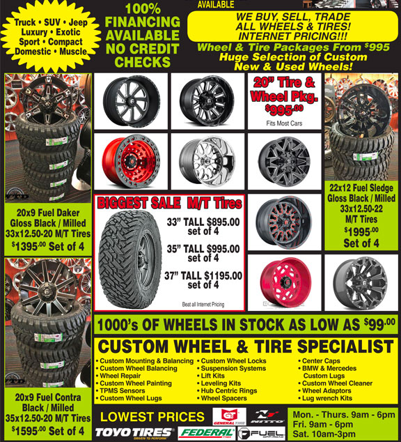 Home Custom Wheel And Tire Distributors Philadelphia Pacustom Wheel And Tire Distributors Philadelphia Pa